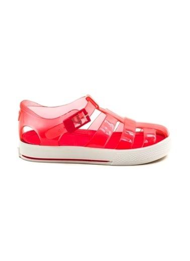 İgor Unısex Plaj Sandalet Kırmızı